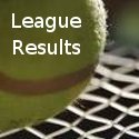 league results Winter Adult Tennis League results