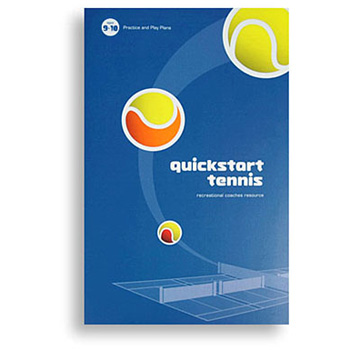 QuickStart Tennis Logo Announcing 1st Annual Fremont QuickStart Tennis Tourney