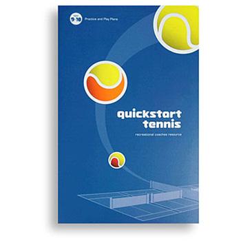 QuickStart Tennis Logo Announcing 1st Annual Fremont QuickStart Tennis Tourney