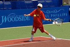 Wyatt Spalding Wyatt Spalding highlights USTA Adaptive Tennis