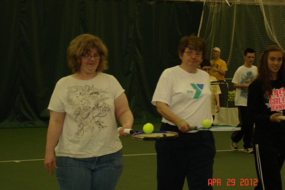 Special Olympics 3 Fremont Special Olympics Tennis Program
